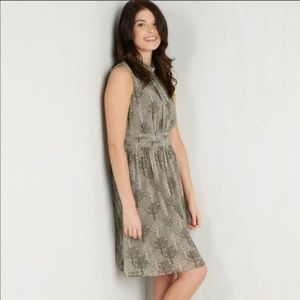 Modcloth Fervour | fall tree branch XL dress